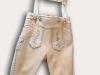 Kinderkniebundhose ungefärbt
